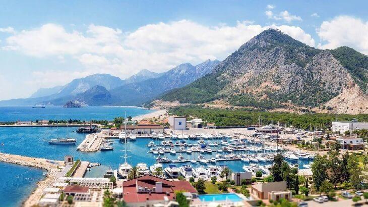 جزيرة الأميرات في تركيا