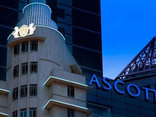 أسكوت رافلز بليس سنغافورة