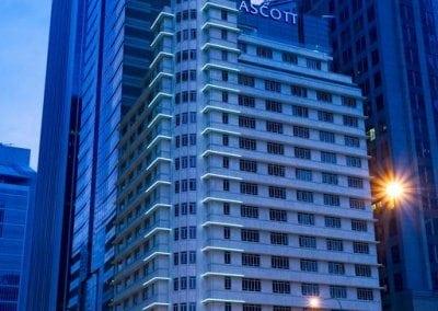 أسكوت رافلز بليس Ascott Raffles Place