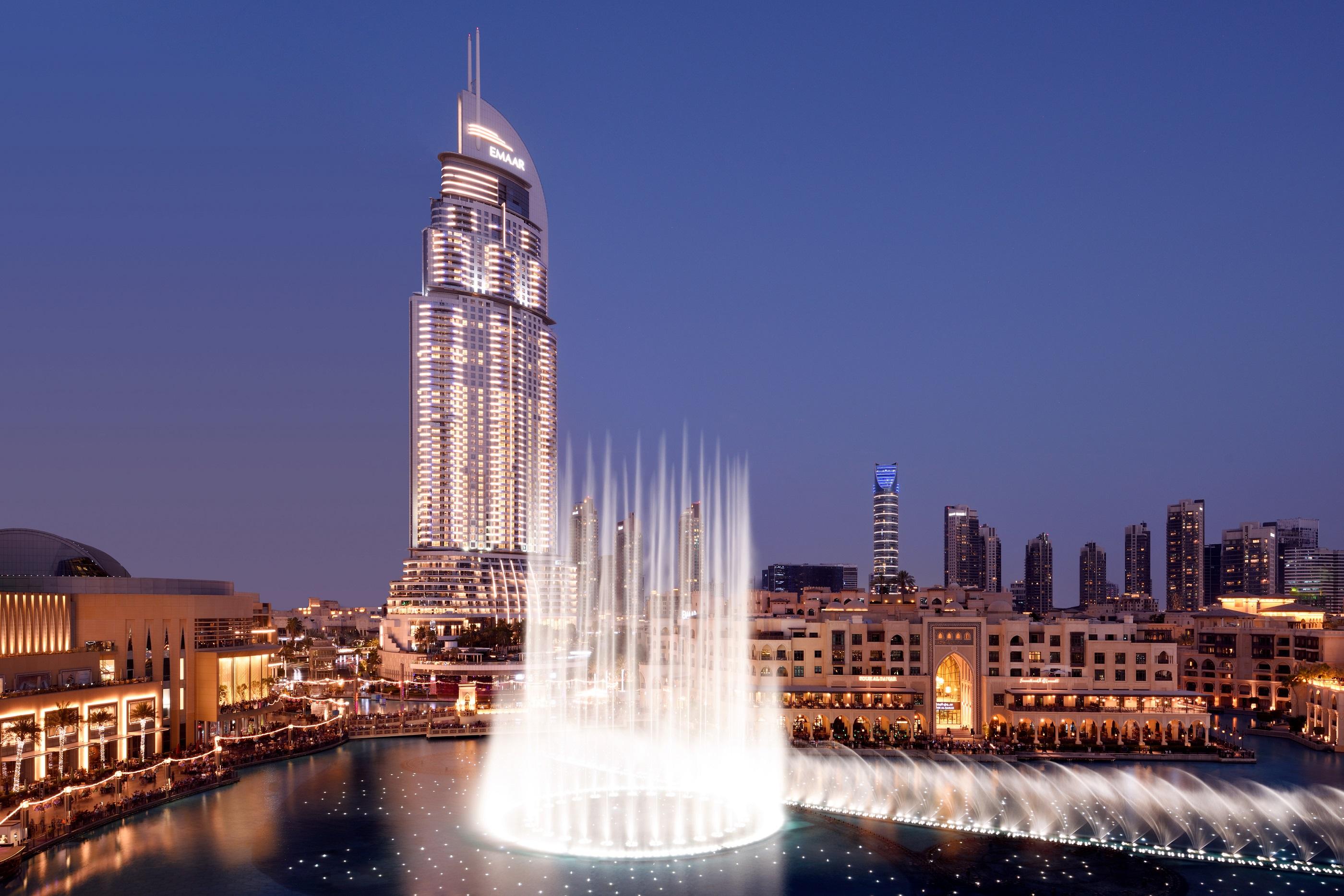 أفضل الأماكن الساحره في دبي