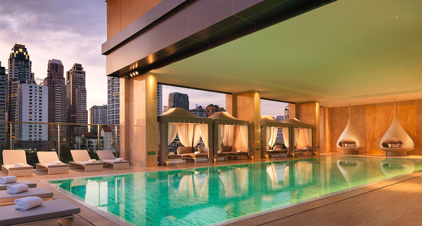 الفنادق المفضله في تايلاند