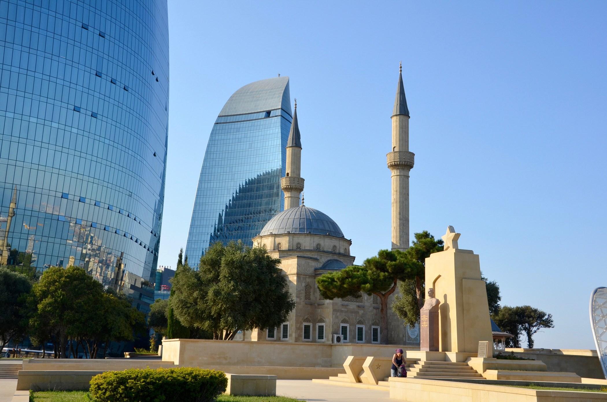 الاماكن الترفيهيه للاطفال فى اذريبجان