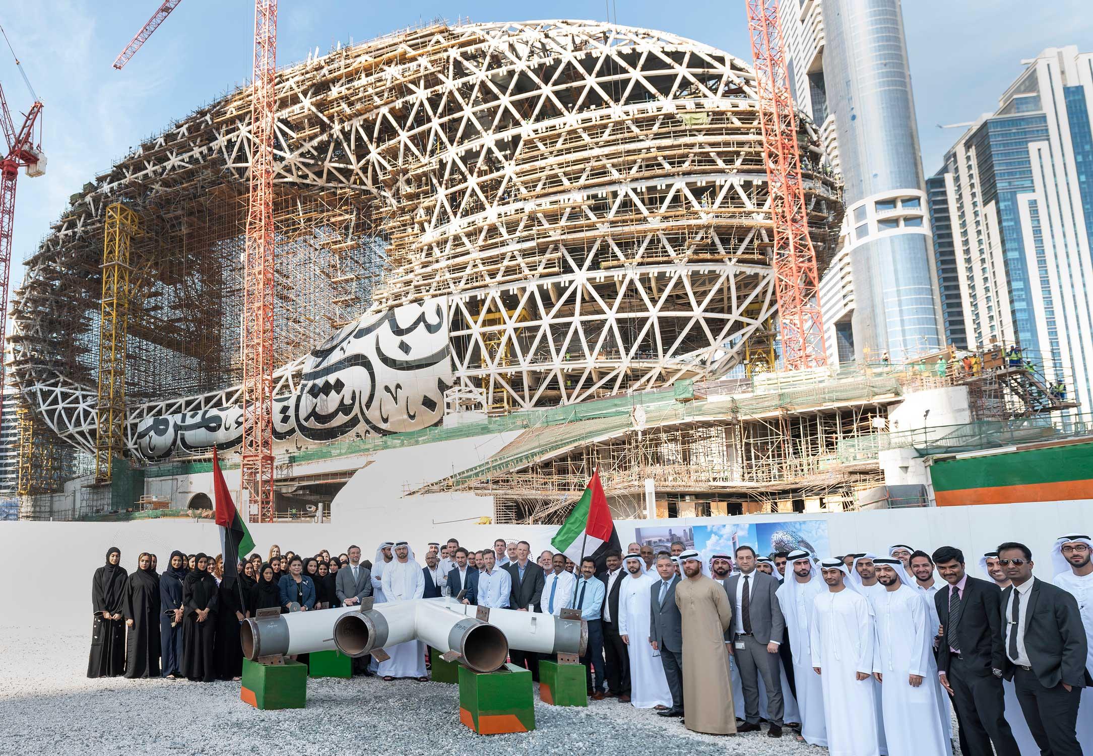 افضل الاماكن السياحية في المدينة التي لاتنام دبي