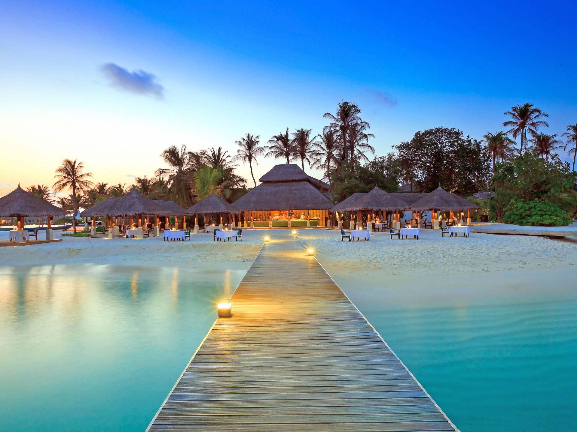 افضل الجزر لقضاء الشتاء في المالديف (1)