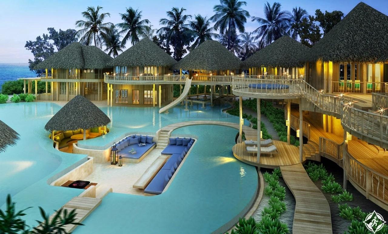 افضل الجزر لقضاء الشتاء في المالديف (8)