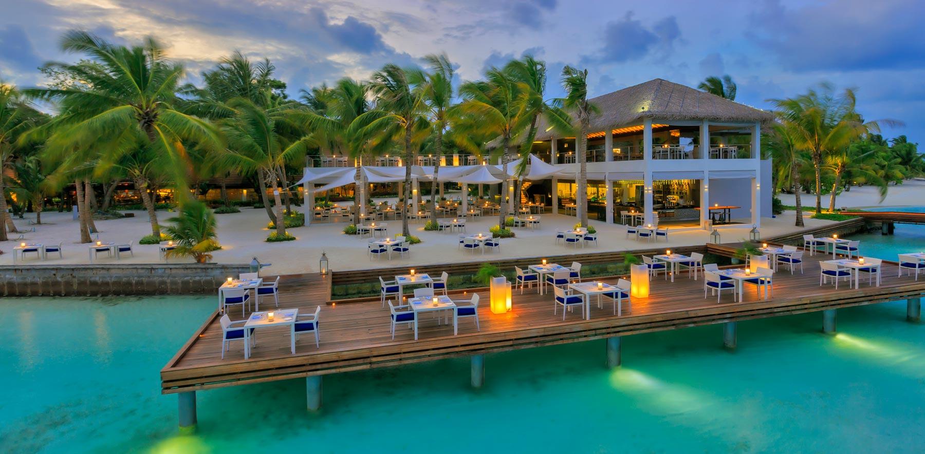 افضل الفنادق المتميزه في السعر في المالديف
