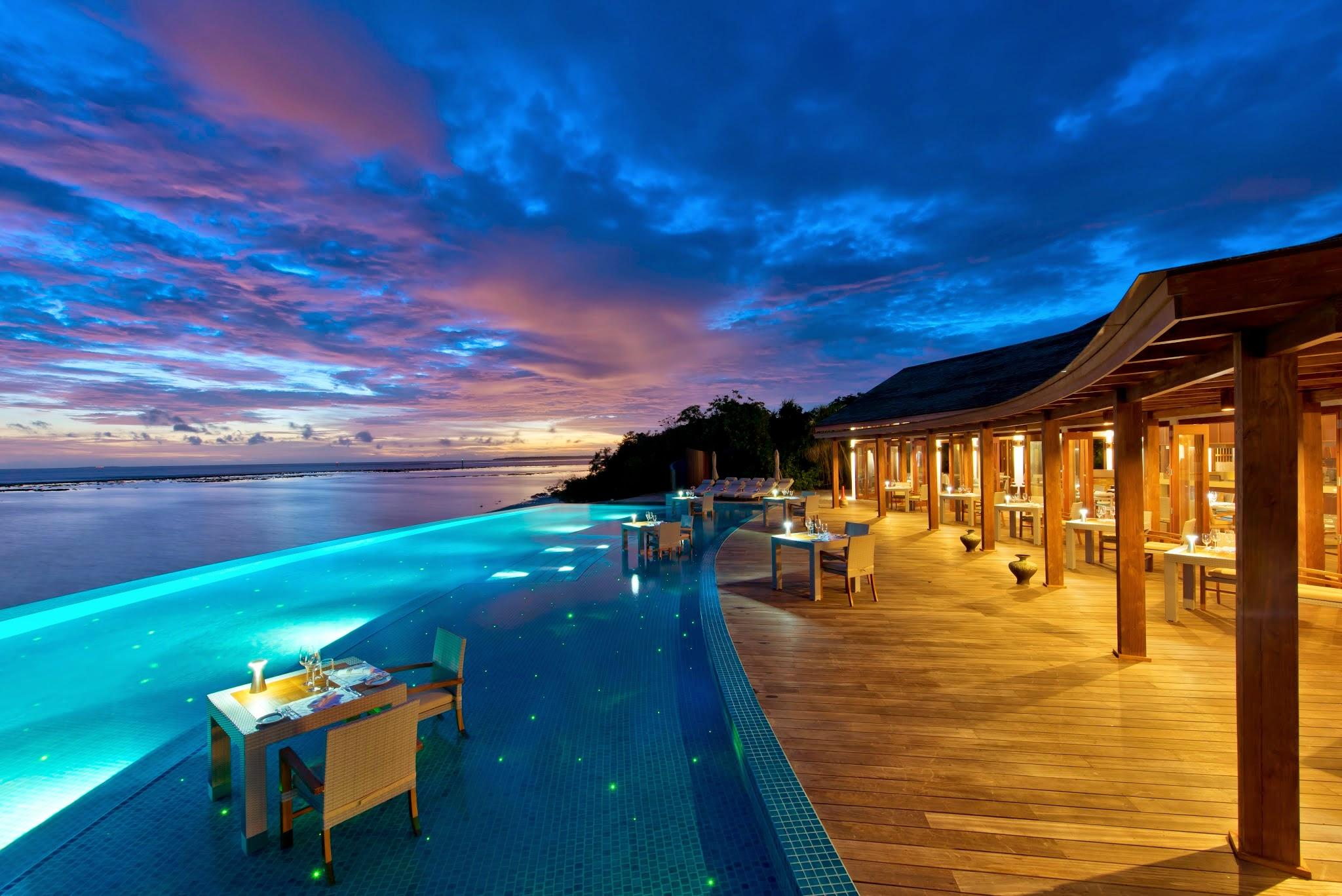 افضل الفنادق المتميزه في السعر في المالديف (5)