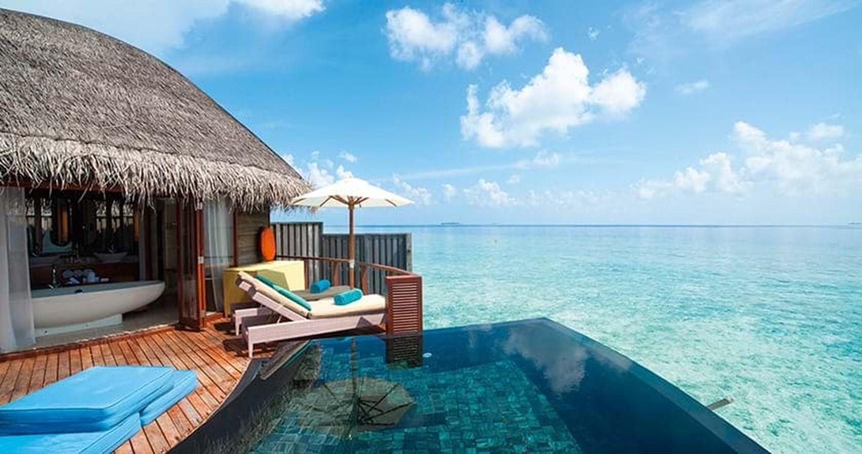 افضل الفنادق المتميزه في السعر في المالديف (7)