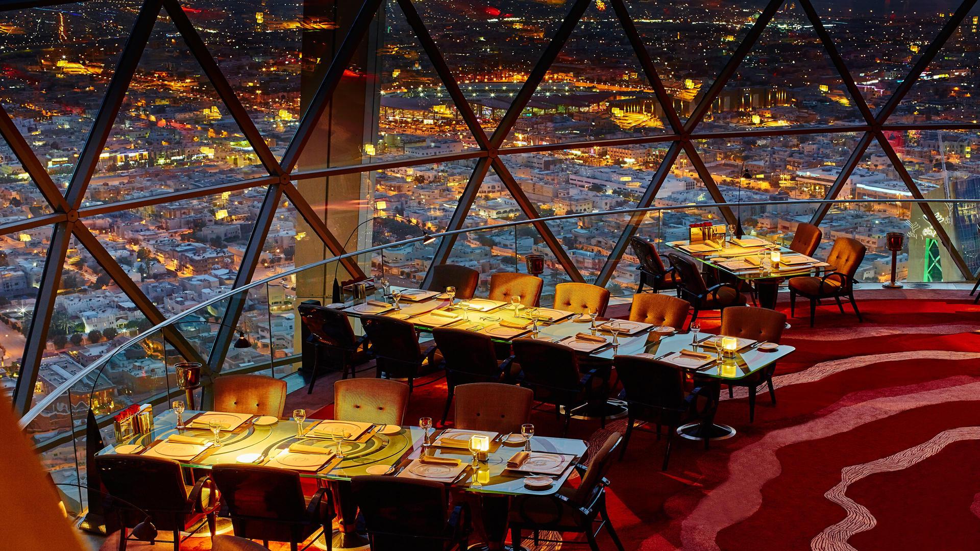 افضل المطاعم التي توجد في الرياض (1)
