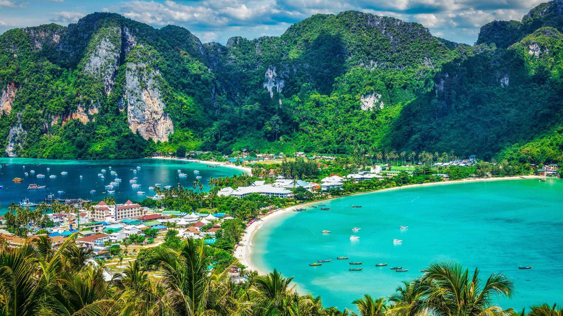 افضل جزر تايلاند لمحبي الاستجمام