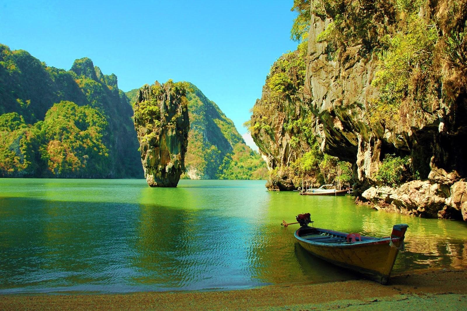 افضل جزر تايلاند لمحبي الاستجمام (2)