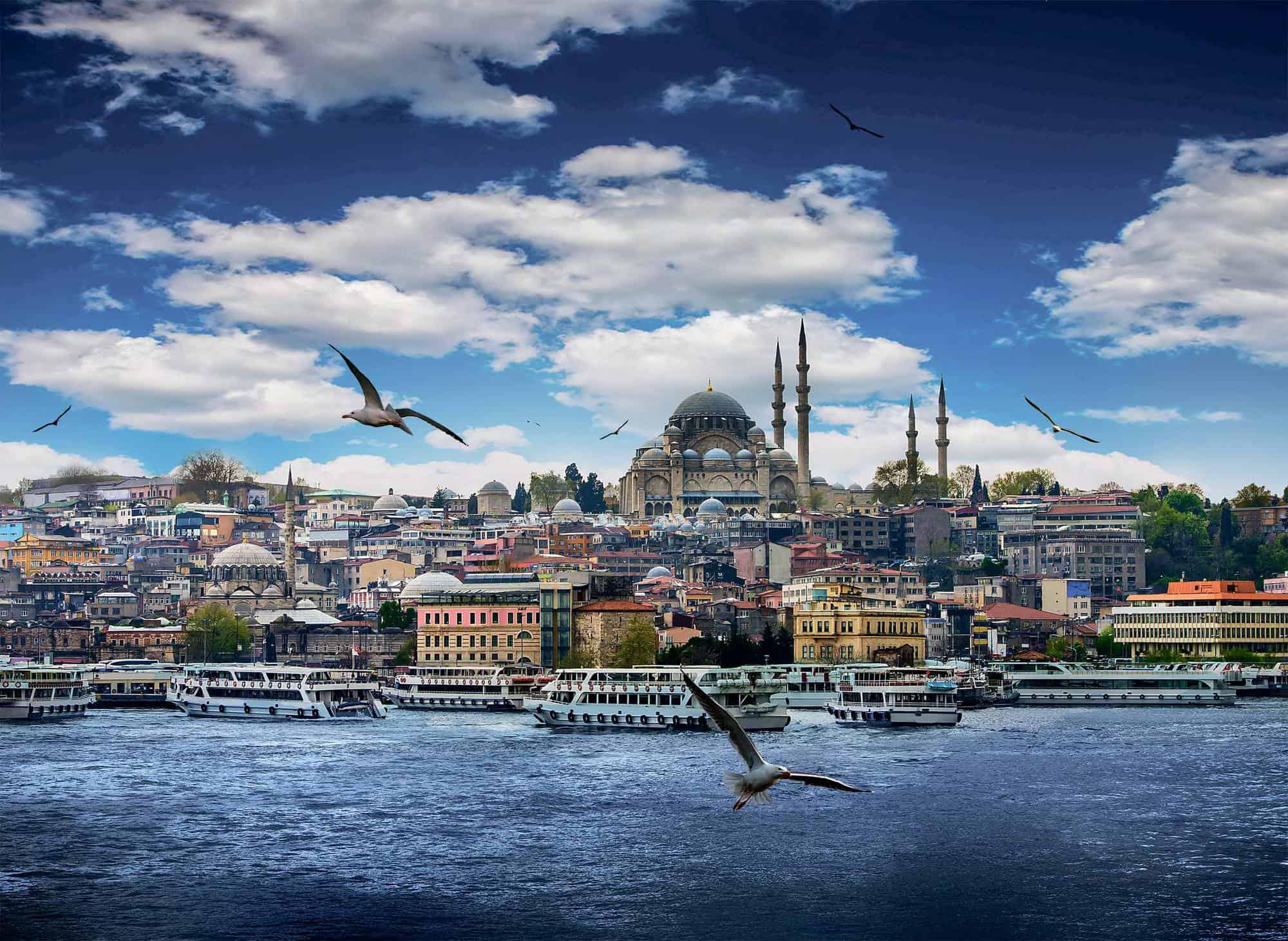 مدينة فان التركيه  السياحيه بها