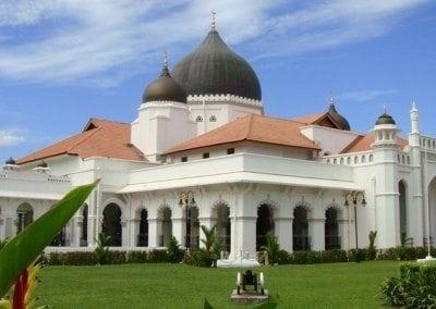 الأماكن-السياحية-في-جورج-تاون-مسجد-كابيتان-كيلينغ