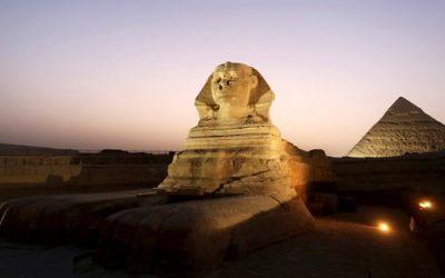 ابو الهول الجيزة مصر