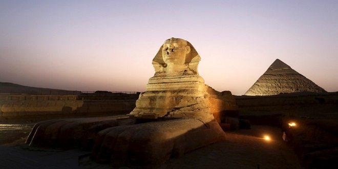 اسفنکس گیزا مصر