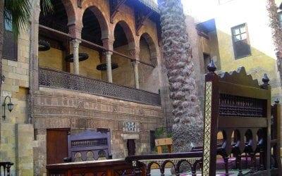 قصر الامير طاز في القاهرة