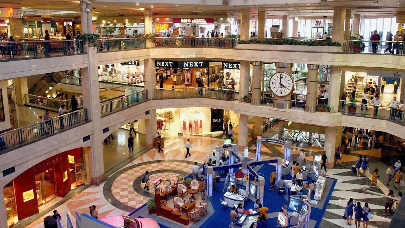 مراكز التسوق في بالي