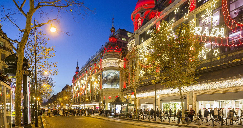 افضل اماكن التسوق في باريس