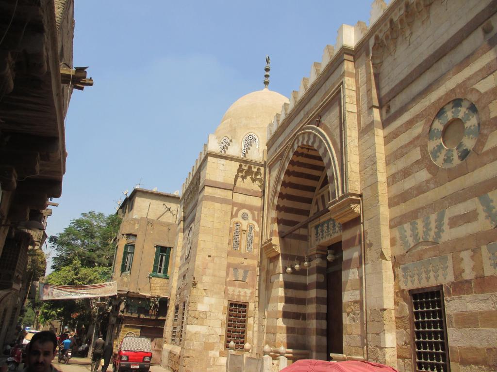 مسجد إبراهيم أغا مستحفظان