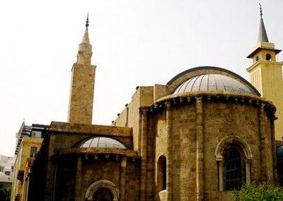 الجامع العمري الكبير بيروت