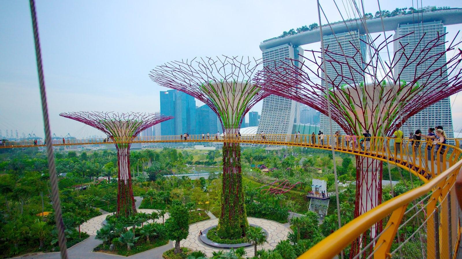 حدائق الخليج في سنغافورة