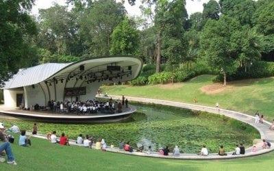 سنگاپور بوٹینیکل گارڈن