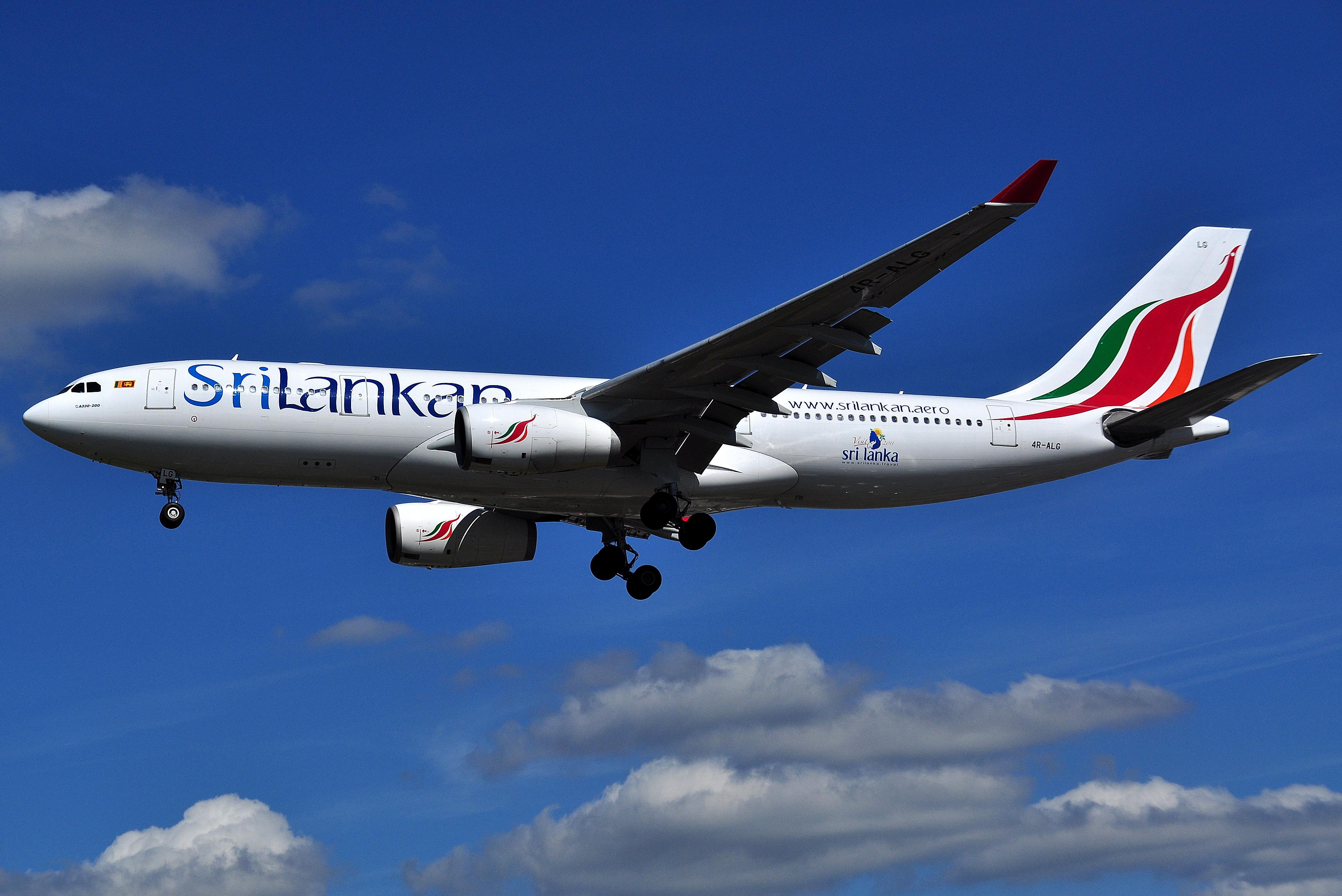 تعرف على الخطوط الجويه السريلانكيه | طيران سريلانكا | خطوط سريلانكا الجوية