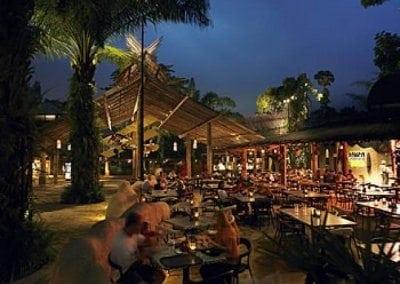السفارى الليلية فى سنغافورة