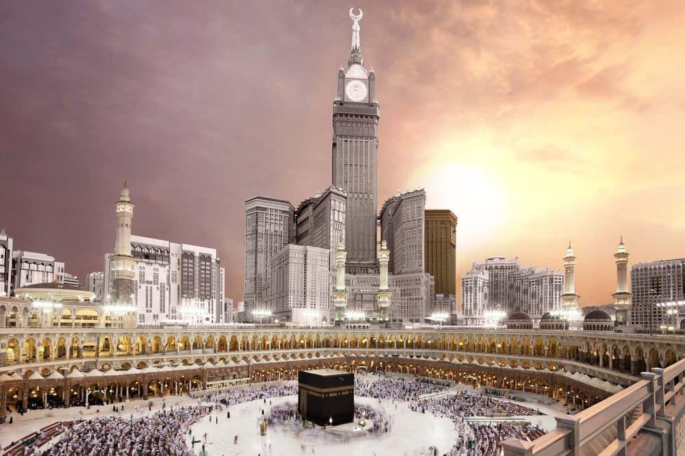 المعالم  الرائعه في المملكة السعودية