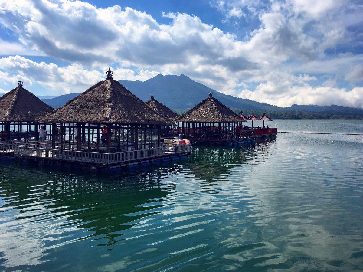 السياحة-في-بالي-بحيرة-باتور