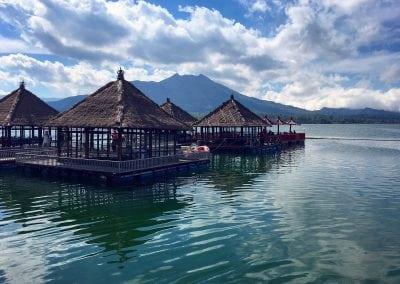 Danau Bator di pulau Bali
