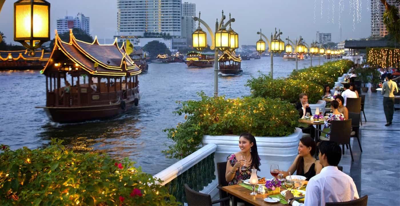 الانشطه الممتعه في مدينة بانكوك تايلاند