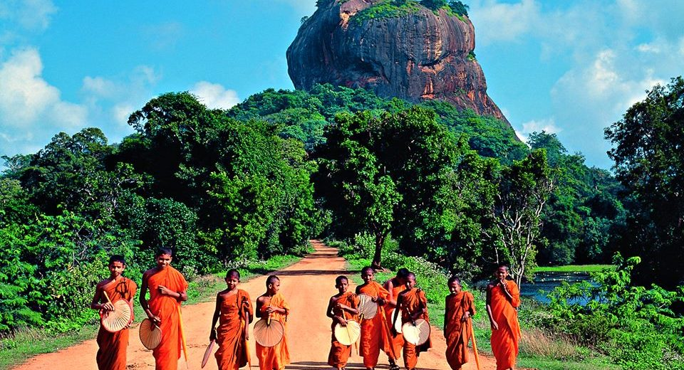سريلانكا جنة الدنيا