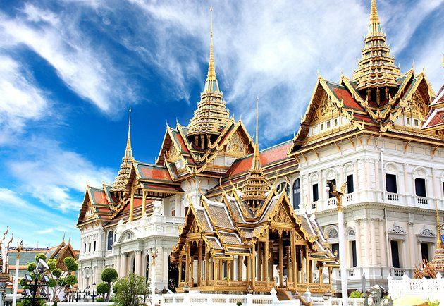 دليل السياحه في  القصر الكبير فى بانكوك تايلاند