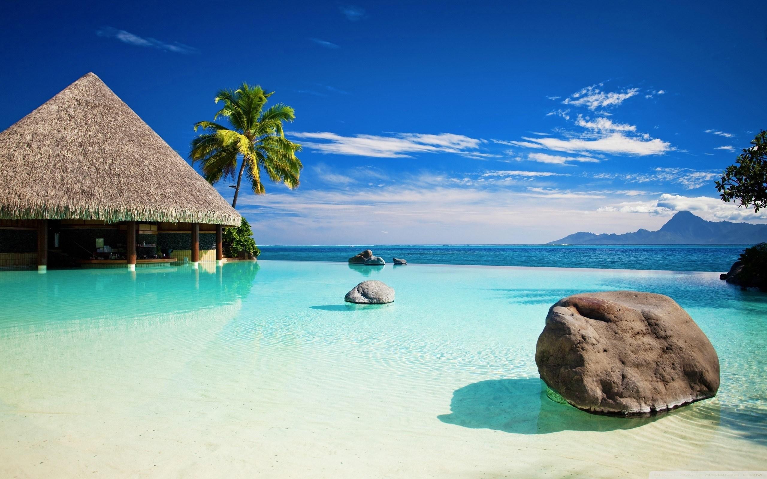 تقرير حول جزر المالديف