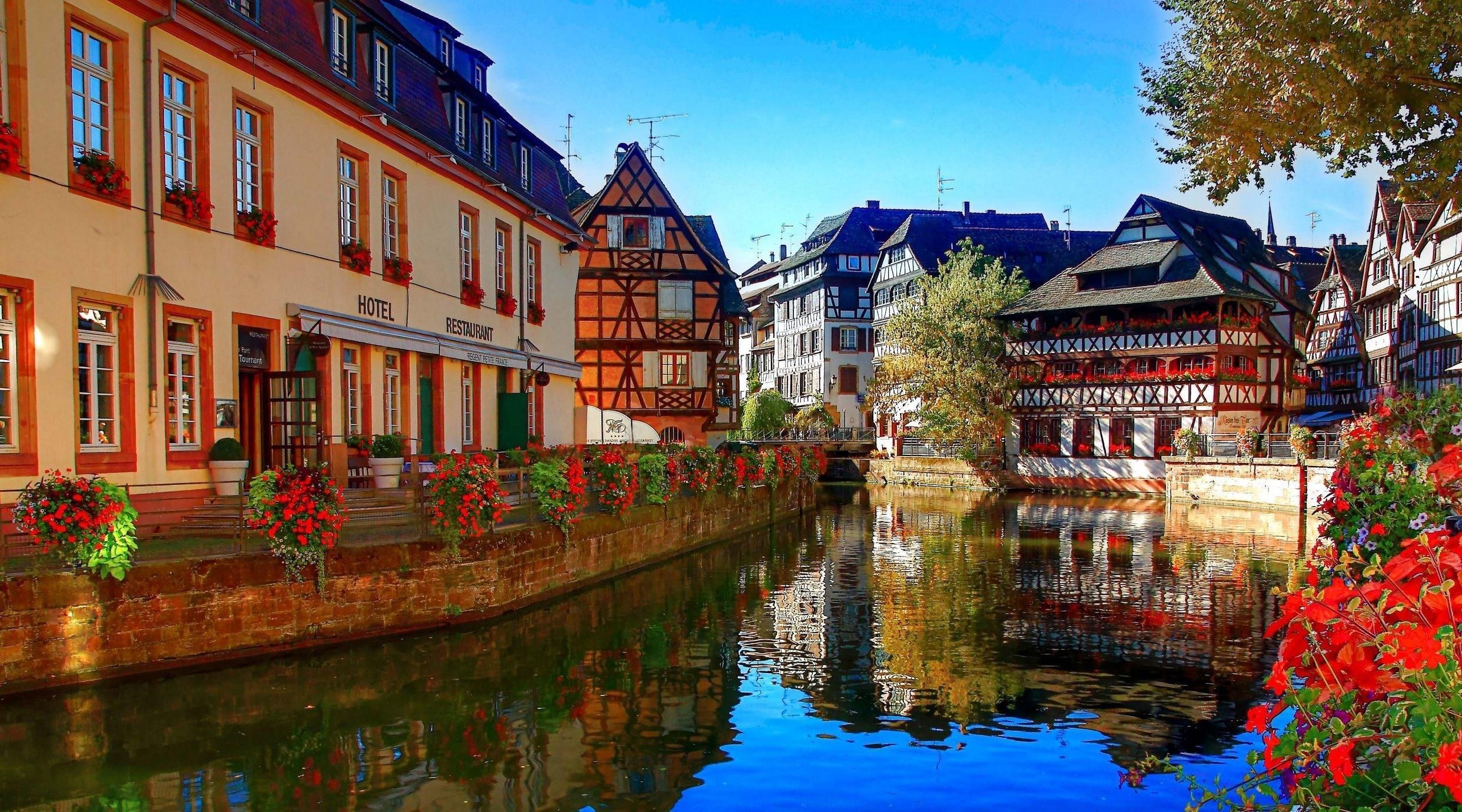 اهم الانشطة السياحية فى ستراسبورغ فرنسا |مدينةة ستراسبورغ فى فرنسا