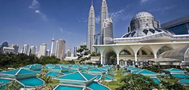 مناطق سياحية في ماليزيا