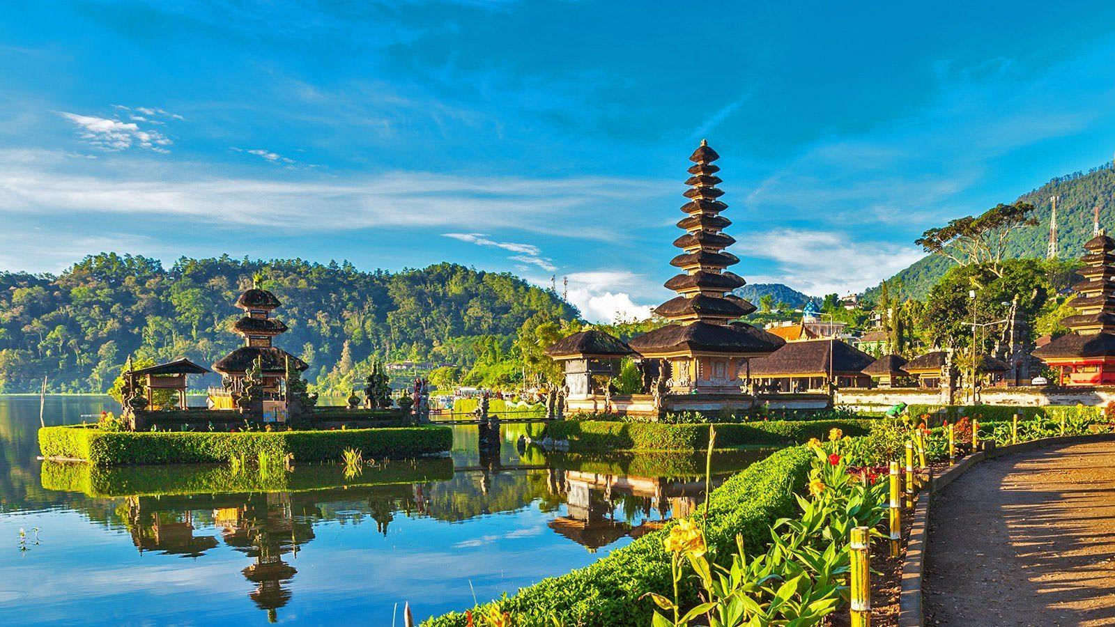 افضل منتجعات لقضاء شهر العسل في بالي
