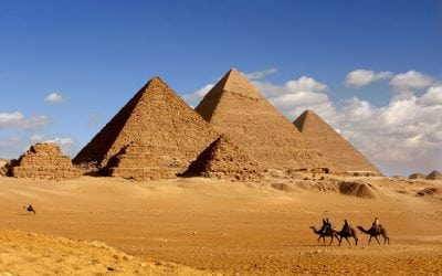 The reasons why you visit the pyramids of Giza