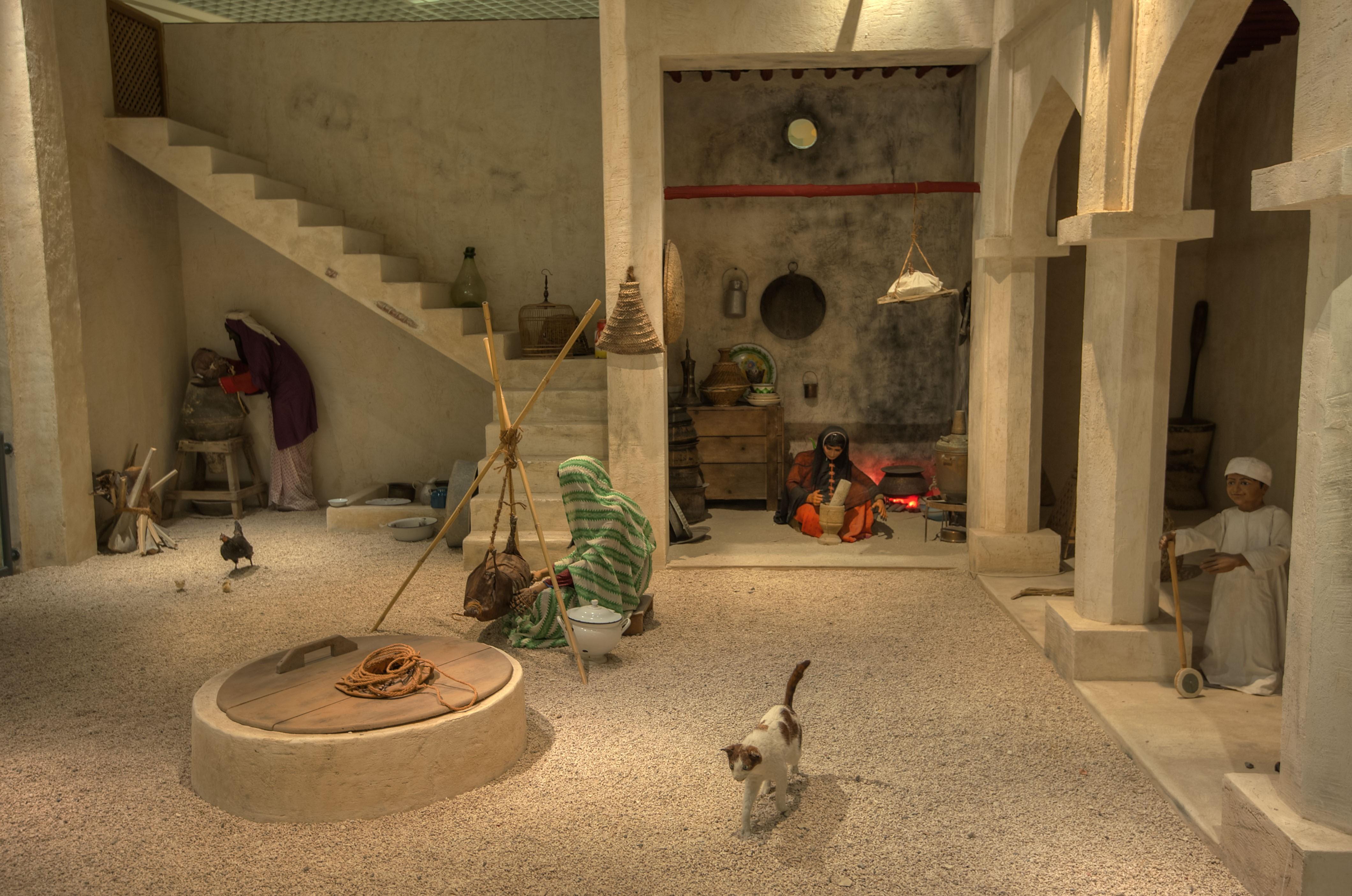 متحف البحرين الوطني في المنامة