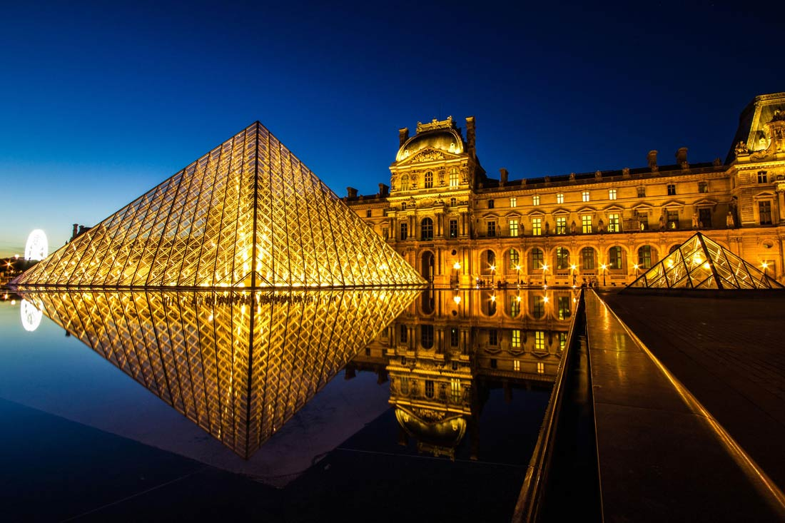 اهم المعالم السياحيه في باريس