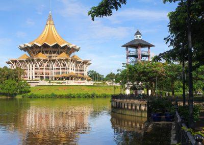 اهم المعلومات عن ولايه سرواك ماليزيا (4)