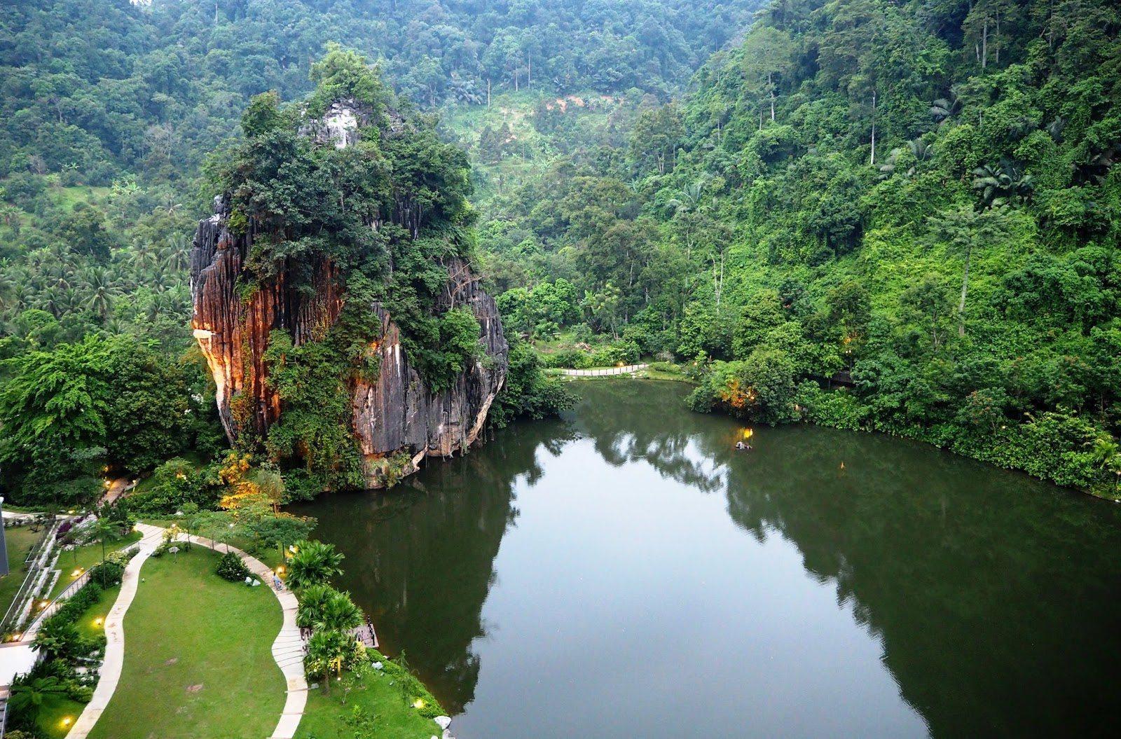 أهم الانشطة السياحية فى مدينة ايبوه فى ماليزيا | اكتشف مدينة ايبوه فى ماليزيا