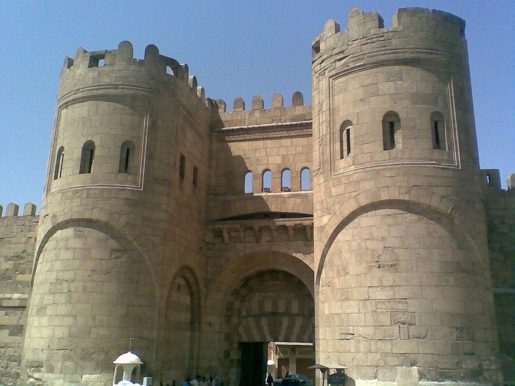 باب زويله بالقاهرة