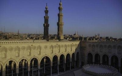 مسجد المؤيد شيخ في مصر
