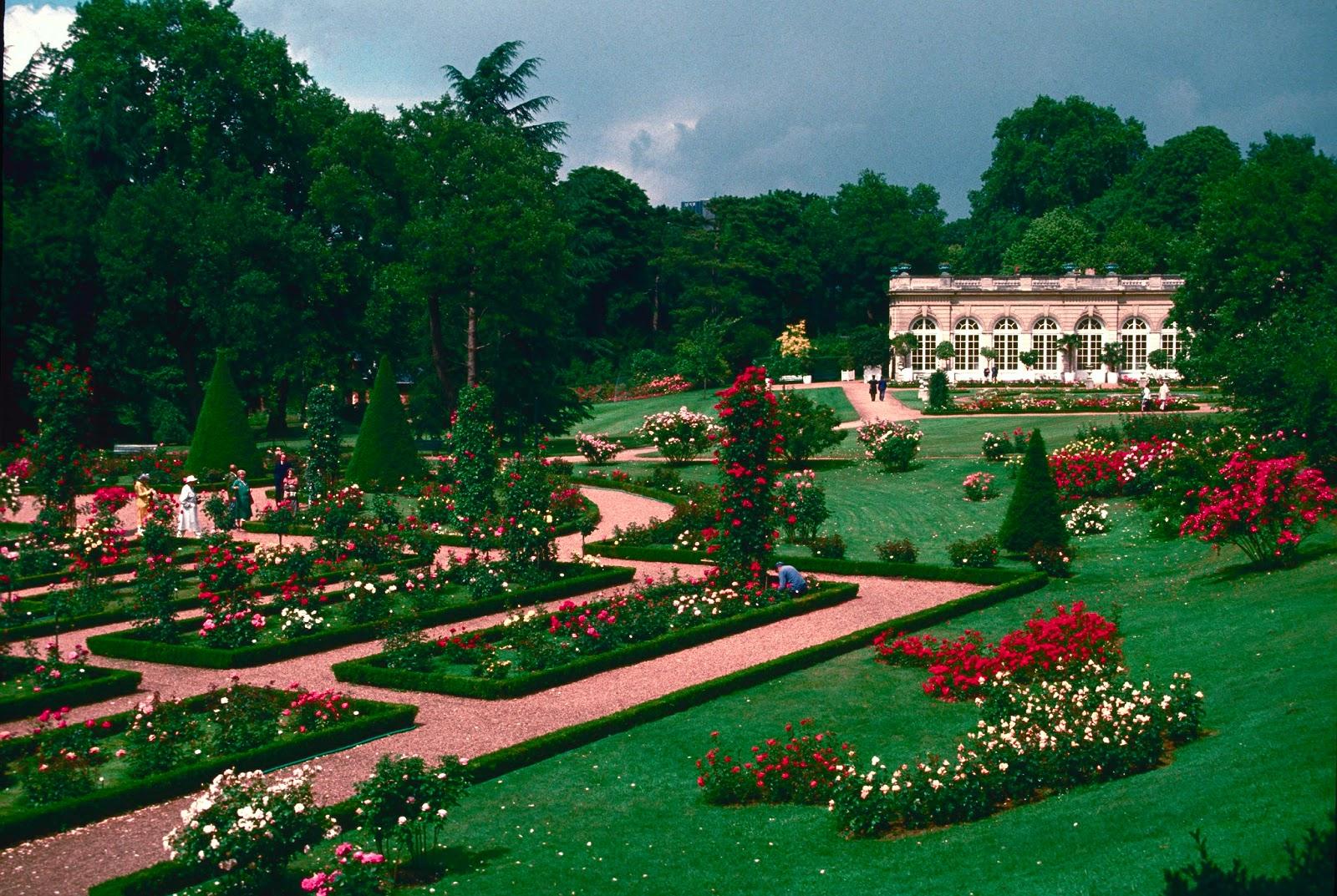 الحدائق المميزة في باريس