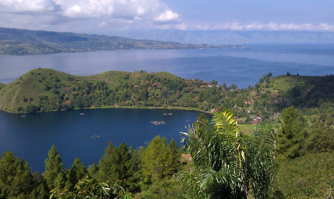 السياحة في أضخم بحيرة بركانية في العالم