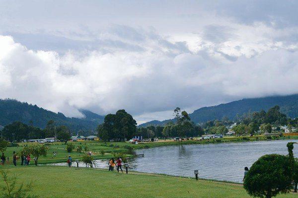 منتزه بحيرة جريجوري سريلانكا