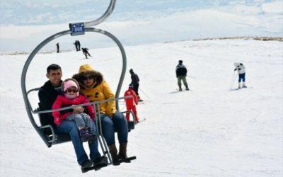 كهف بحر الجليد في شامونيه