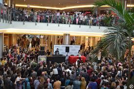 مجمع ظافر بلازا للتسوق في بورصة تركيا